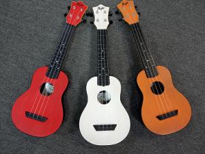 чем укулеле отличается от гитары